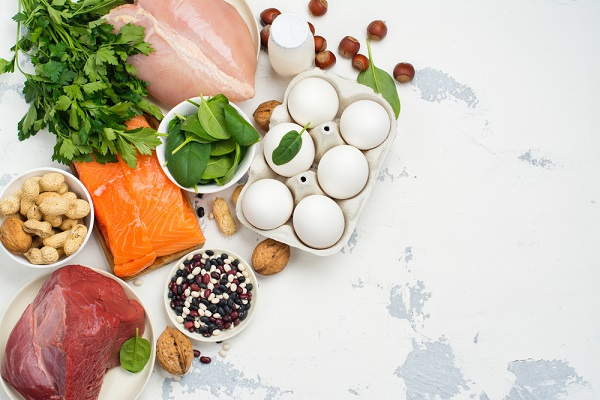 فرمول پروتئینی برای کاهش وزن