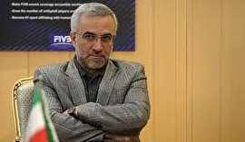 رئیس فدراسیون والیبال استعفا کرد