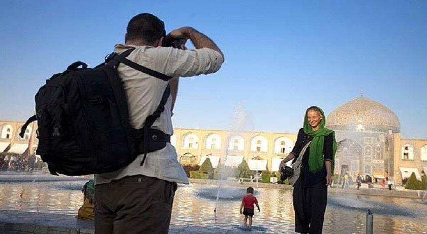 سفر بیش از 4 میلیون گردشگر به ایران در 6 ماه نخست سال