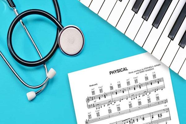 از فواید سلامت شگفت انگیز موسیقی