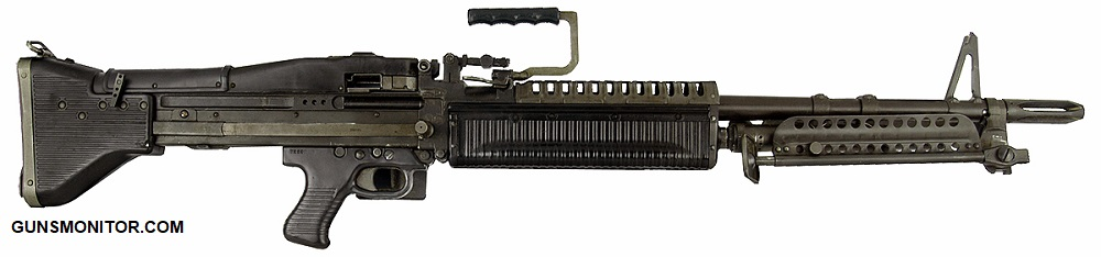 M249 ؛ تیربار باسابقه ارتش آمریکا! (+تصاویر)