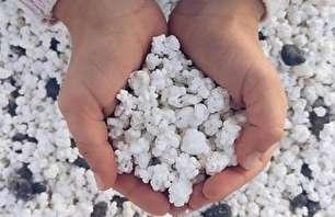 جزیرهای که پوشیده از پاپ کورن است (+عکس)