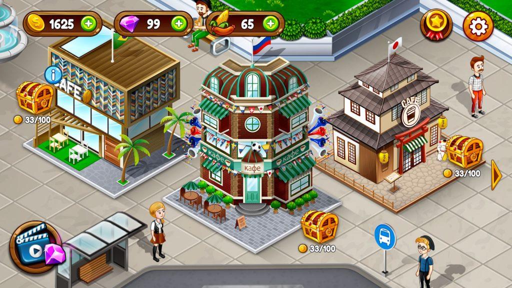 دانلود بازی موبایل مدیریت رستوران