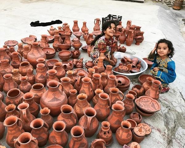 ساخت هنرستان در کلپورگان استان سیستان و بلوچستان توسط دختران روستا