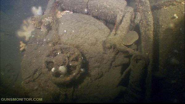 کشف زیردریایی مرموز هیتلر در دانمارک!(+تصاویر)