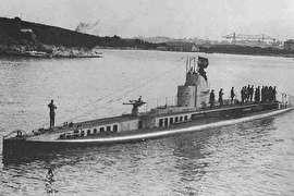 زیردریایی مرموز هیتلر در دانمارک!(+تصاویر)