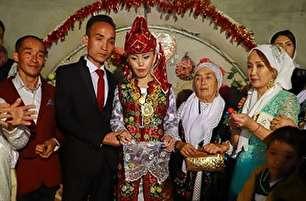 عروسی به سبک قزاقهای ایران (+عکس)
