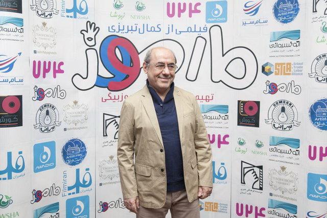 پیشنهاد کمال تبریزی برای اکران فیلمهای چون