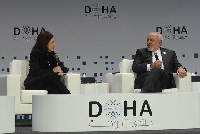 جواد ظریف : آموزش هنر گذر از تحریمها به دیگران