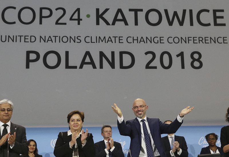 پایان خوش کنفرانس تغییرات اقلیمی لهستان/ توافق 200 کشور جهان بر سر نحوه اجرای