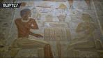 کشف آرامگاه 4400 ساله در مصر (فیلم)