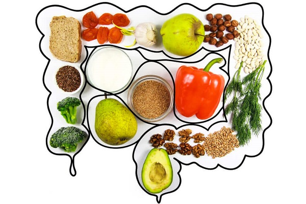 سمزدایی روده بزرگ با کمک رژیم غذایی