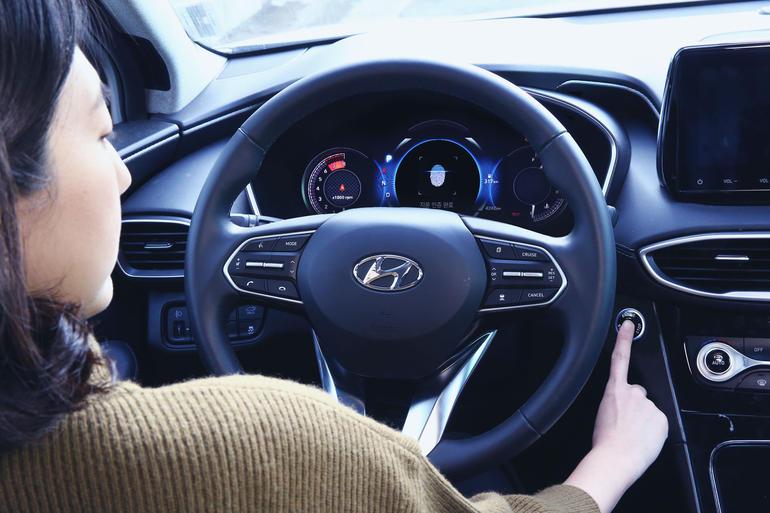 کلید لازم نیست، با اثر انگشت خودرو را باز کنید