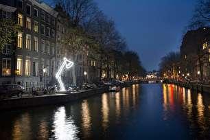 فستیوال نور در آمستردام (+عکس)