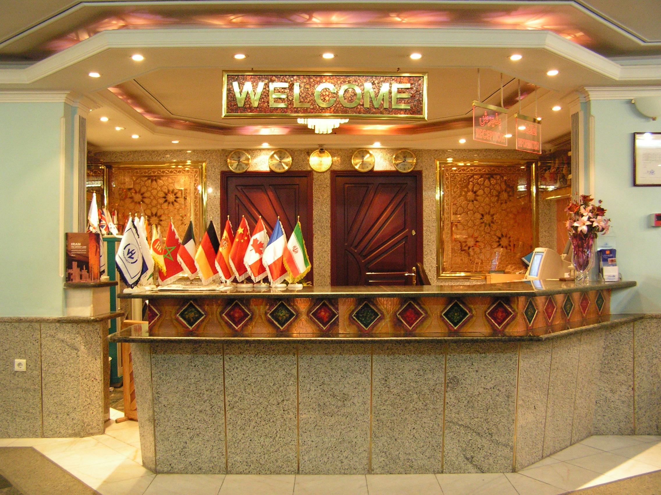 کاهش 10 درصدی مشتریان هتلهای کشور
