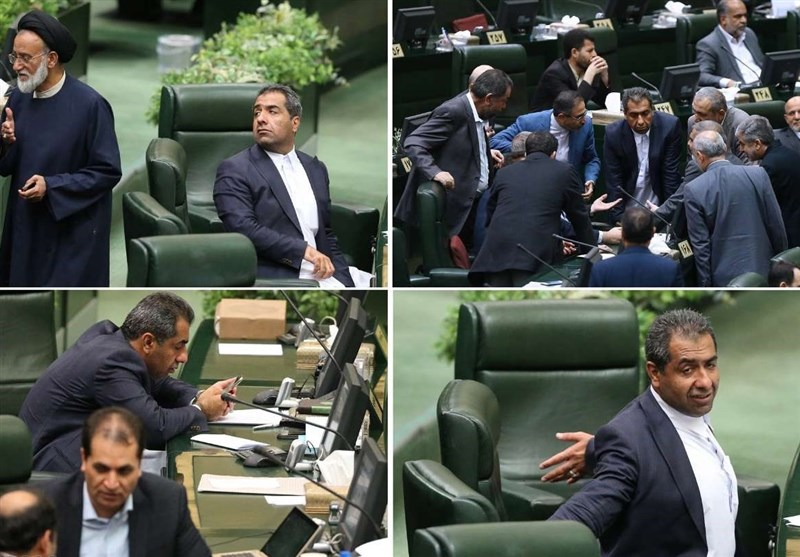 مجلس پرونده نماینده سراوان را مختومه کرد