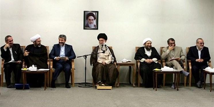 جزئیات کامل دیدار مقام معظم رهبری با نمایندگان کاندیداهای انتخابات 88