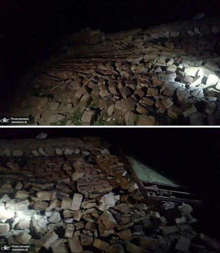 فوری/ زلزله 6.4 ریشتری در کرمانشاه