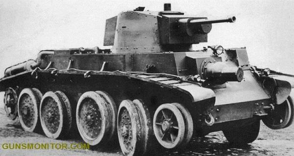 عجیب ترین تانک های تاریخ!(+تصاویر)