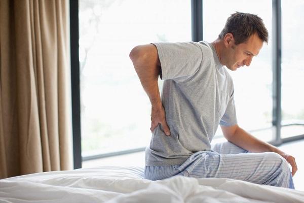 از دلایل لگن درد در مردان