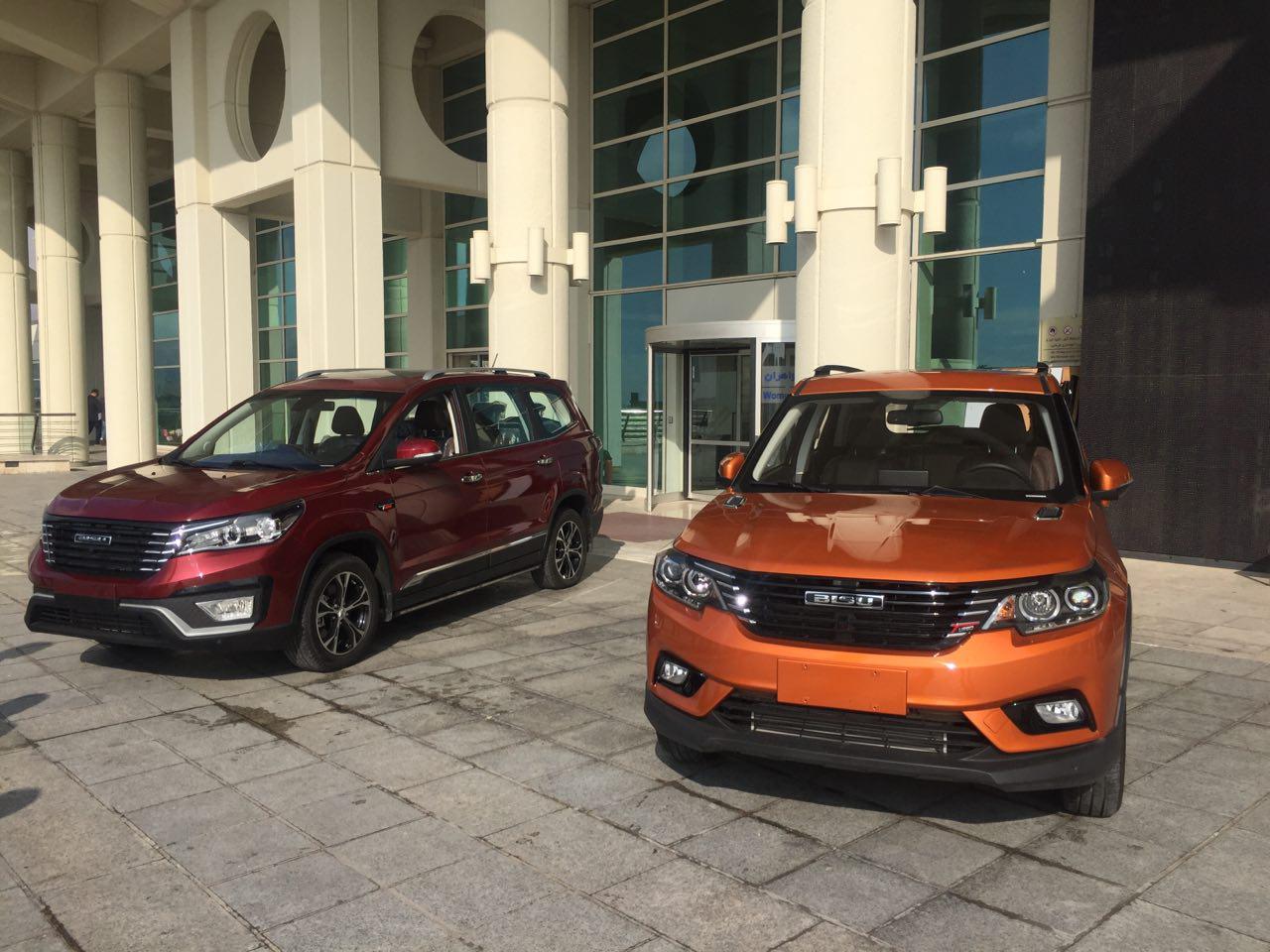 2 خودروی کراس اوور و شاسی بلند چینی به زودی وارد بازار می شود (+عکس)
