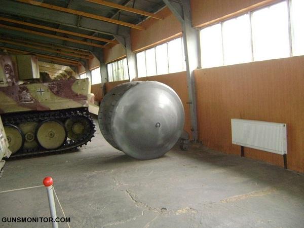 روس ها و نگهداری یکی از مرموزترین تسلیحات جنگ جهانی دوم! (+تصاویر)