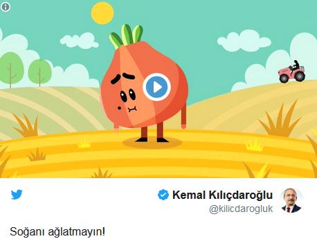 بحران پیاز در ترکیه