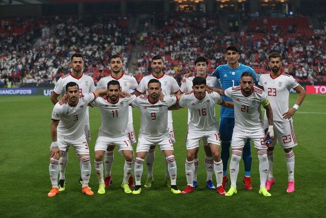 صعود یک پلهای تیم ملی ایران در ردهبندی فیفا