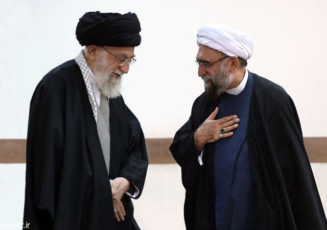 با حکم رهبر معظم انقلاب اسلامی؛ حجتالاسلام مروی به تولیت آستان قدس رضوی منصوب شد