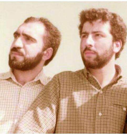 تصویری از دو تولیت آستان قدس رضوی؛ سیدابراهیم رئیسی و احمد مروی