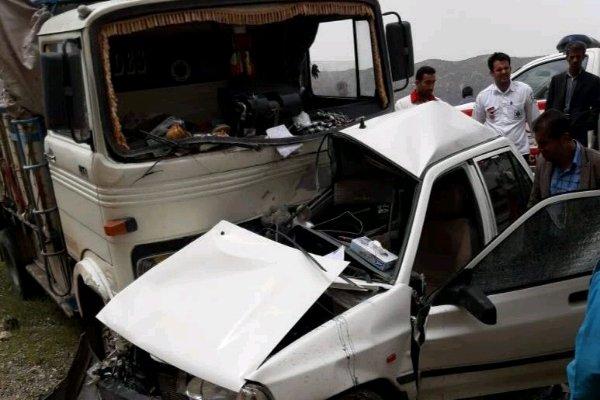 رییس پلیس راهور: کاهش تعداد جانباختگان تصادفات رانندگی در نوروز امسال