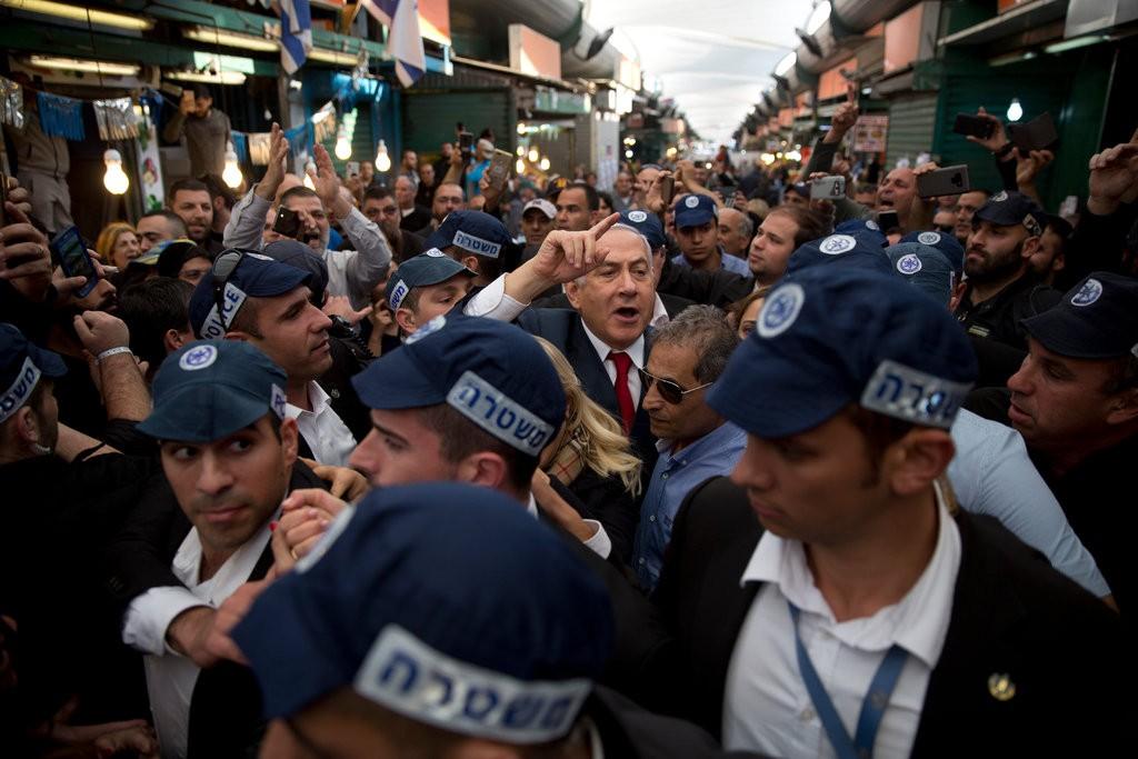 وعده انتخاباتی نتانیاهو: شهرکهای اسراییل در کرانه باختری را به اسراییل ملحق میکنم