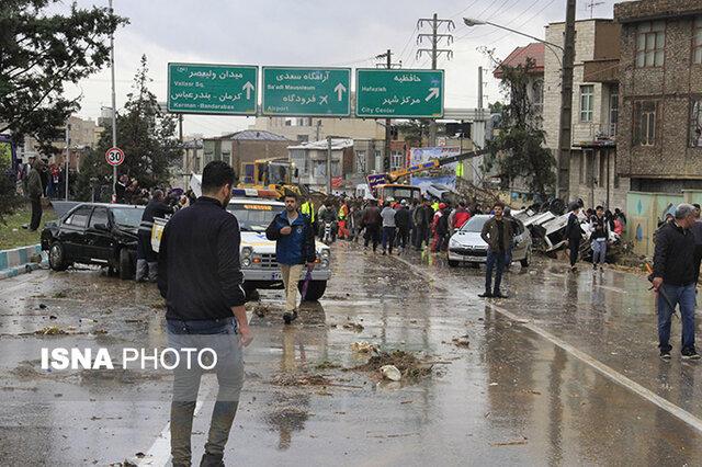 گزارش کمیته حقیقت یاب شورا در مورد سیل شیراز