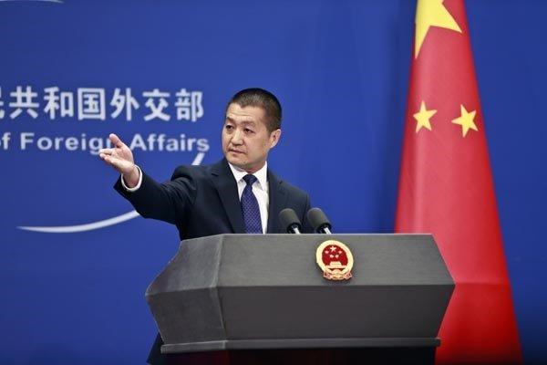 واکنش چین به اقدام خصمانه آمریکا علیه سپاه