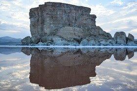 افزایش دبی چشمههای جزایر پارک ملی دریاچه ارومیه