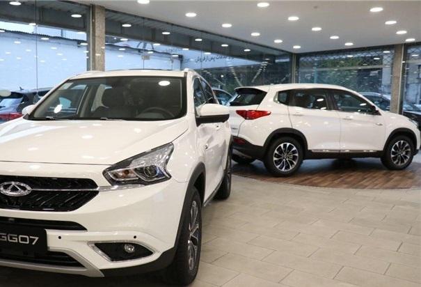 فروش فوری جدید خودروهای چری با شرایط اقساطی و تحویل فوری آغاز شد