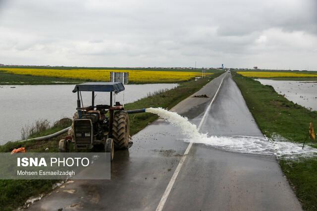 اختصاص 2400 میلیارد ریال به کشاورزان سیلزده در شمال