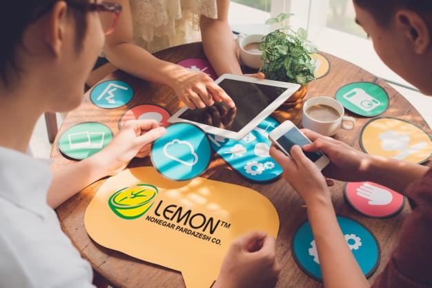 شرکت نونگار و برند شرکت لمون LEMON