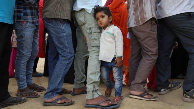 آغاز انتخابات هند، بزرگترین دموکراسی جهان