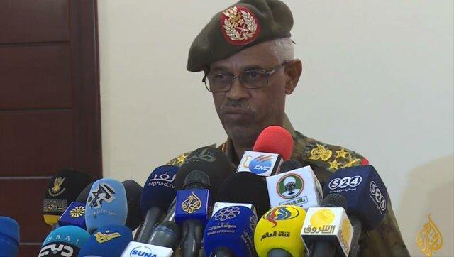 وزیر دفاع سودان: شورای عالی نظامی برای دو سال کشور را اداره کرده و سپس انتخابات برگزار میشود