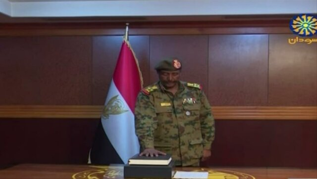 کناره گیری رئیس شورای نظامی سودان