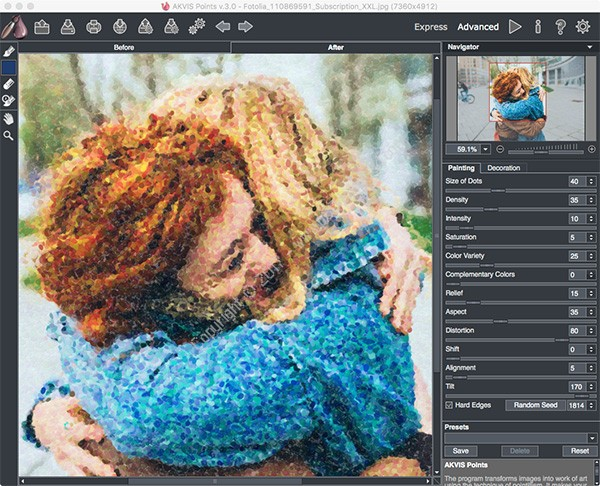 دانلود نرم افزار ساخت تصاویر پیکسلی
