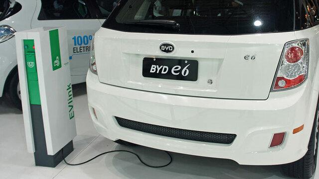 رشد ۸۰ درصدی فروش خودروهای برقی در چین