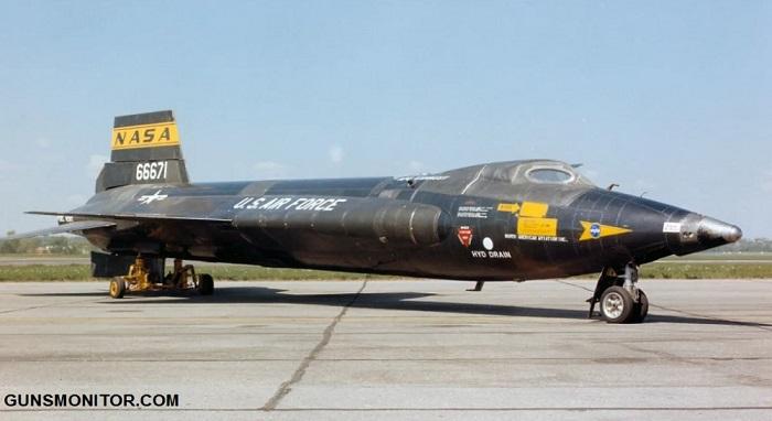 پروژه سری نورث امریکن X-15 (+تصاویر)