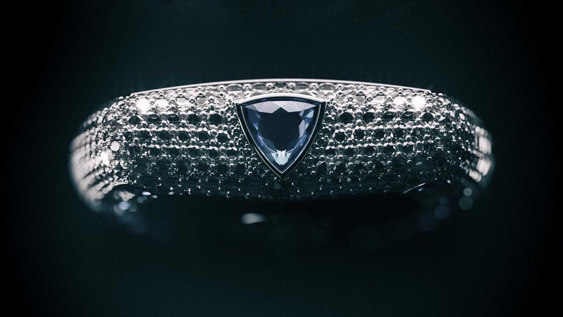 الماسهای سوئیچنما/ کلیدی که بیش از لامبورگینی قیمت دارد