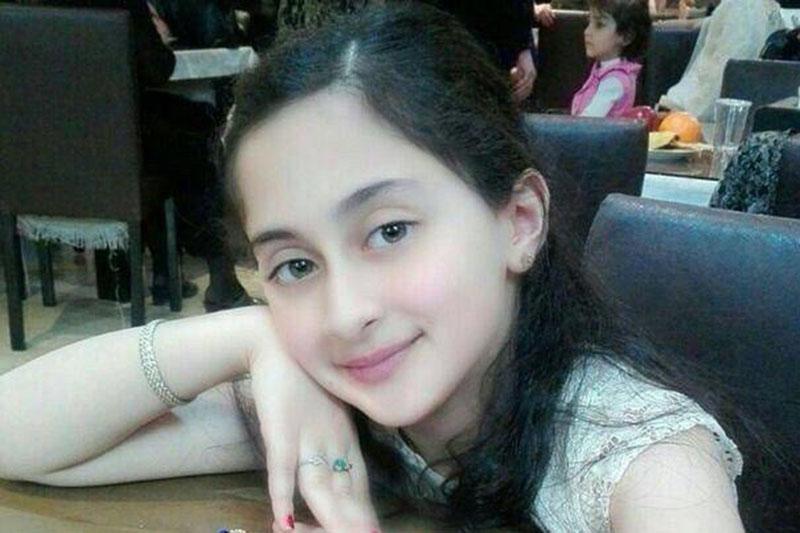 ناپدید شدن دختر 8 ساله در شازند اراک (+عکس)