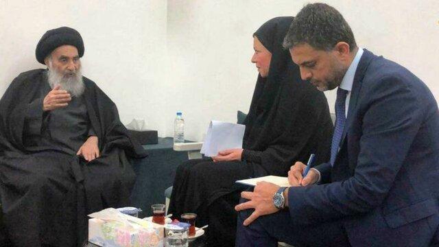 نماینده ویژه دبیرکل سازمان ملل در امور عراق فردا به ایران میآید