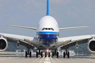 بزرگترین هواپیمای جهان برای اولین بار پرواز کرد (+عکس)