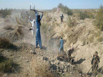 «اَشَر»؛ راهکاری از سیستان و بلوچستان برای پیشگیری از سیلابهای ویرانگر