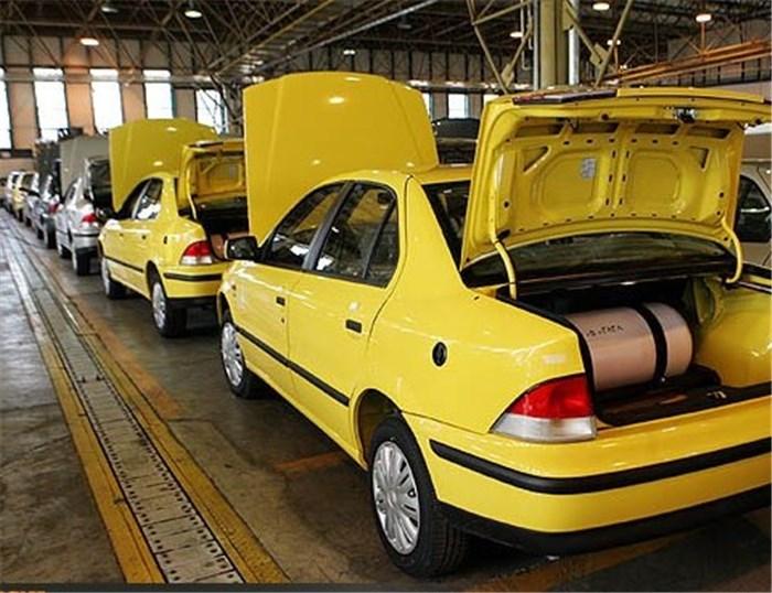 پرداخت وام 2.5 میلیون تومانی برای گاز سوز کردن خودروها